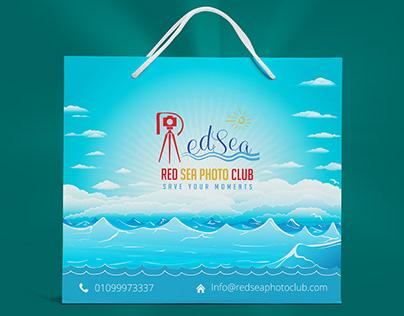 Red Sea Photo Club / Full Branding Identity