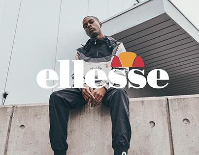 ELLESSE E-Commerce Redesign