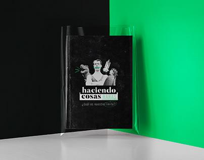 Haciendo Cosas Raras · Brand Concept