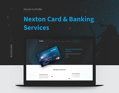 Nexton Card & Banking Service