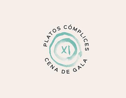 Platos Cómplices - XI Cena de Gala del BAPY