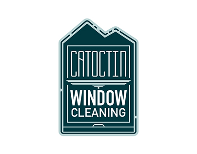 Catoctin Window Cleaning Logo development