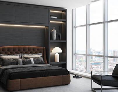 Apartment modern CGI