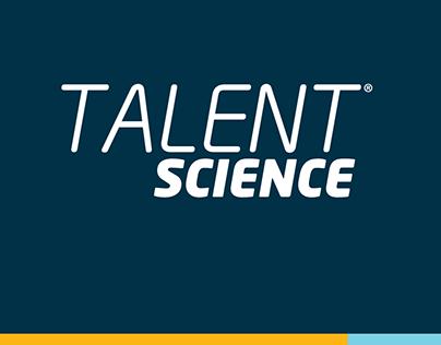 Talent Science - Logo Development