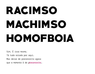 #RECONCEITO