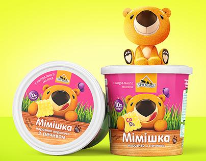 MIMISHKA. THREE BEARS