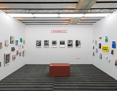 Printed Matter Stand
