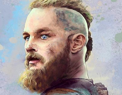 Vikings Illustration Collection