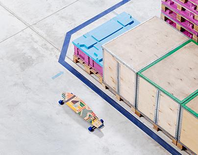 Hermès / Mechanical Playground