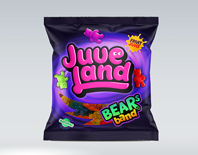 Rebranding cult jelly candies