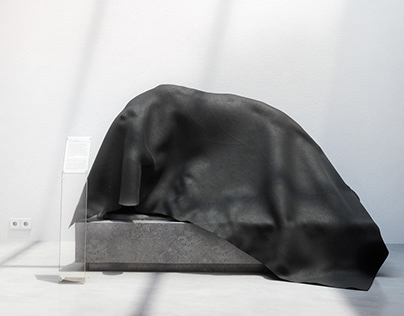 Interior Rendering -Black Frame