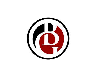 BG logo design