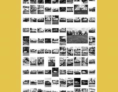 A Photographic Case Study of 100 Vans.