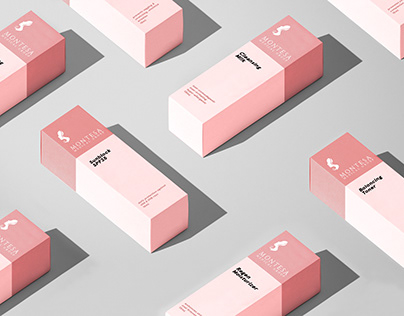 MONTESA MEDICAL GROUP | Packaging Design