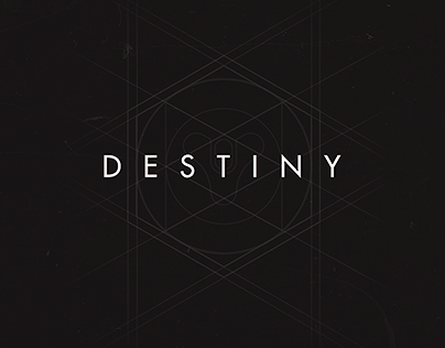 Destiny Iconography + 2D art