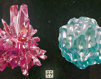 Crystaline geometry