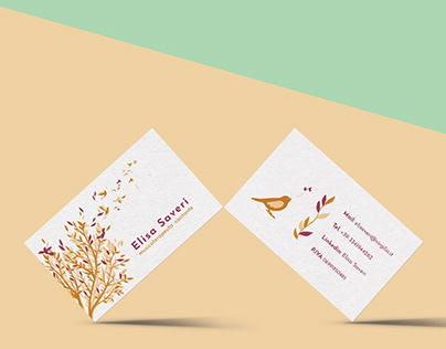Business Card - Elisa Saveri