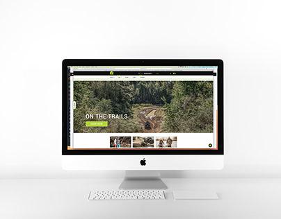 Gator Waders Interim Rebrand - Digital