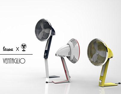 Ventaglio ( The Revival of Table Fan )