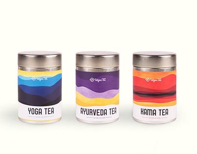 Udyan Tea Packaging
