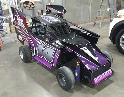 Slingshot Racer (Brent Schantz)