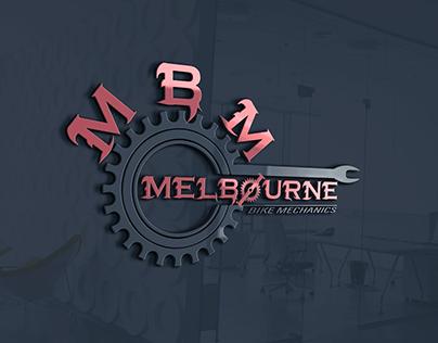 Melbourne Bike Mechanics - Logo concept