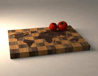 Schneidebrett / Carving Board