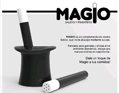 Salero Pimentero MAGIO