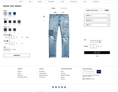 2020 Ralph Lauren Customisation
