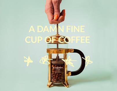 HOWL A Personalised Coffee App.
