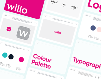 Willo Brand & Visual Identity