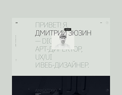 Dmitry Zyuzin — Portfolio