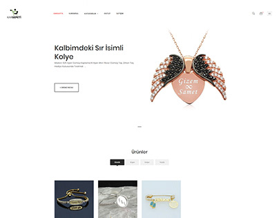 Kar Sepeti Web Design, UI-UX ans SEO