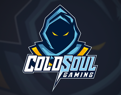 Logotipo - ColdSoul Gaming