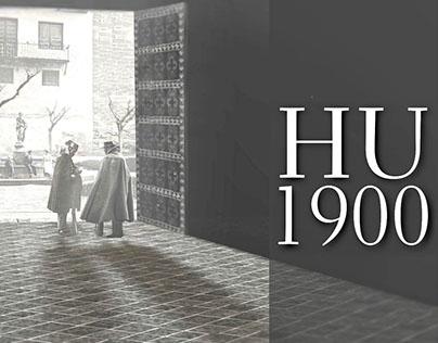 HU 1900 VFX 3D/ 2D