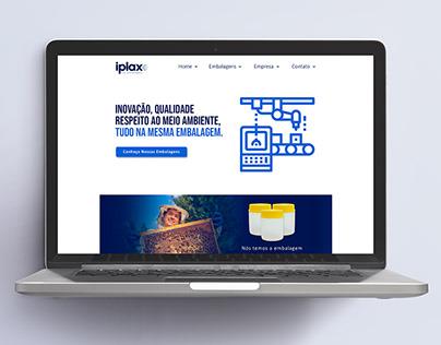 Website - Iplax Indústria de Embalagens
