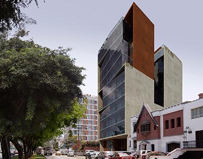 Edificio Oficinas . Miraflores . Lima (Perú)