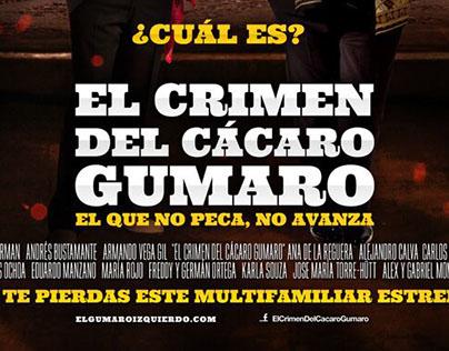 Movie Poster | Cácaro Gumaro