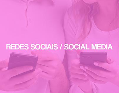 Posts para Redes Sociais / Social Midia