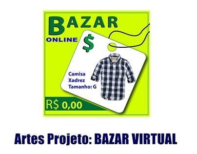 Projeto Interdisciplinar Bazar Virtual (2015).