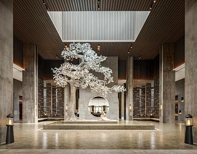 JW Marriott Qufu - LTW Designworks