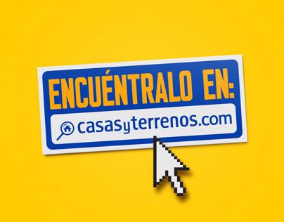 casasyterrenos.com | SE ENCUENTRA