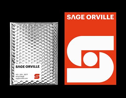 Sage Orville | Branding