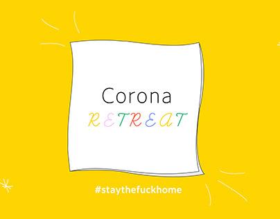 Corona-Retreat