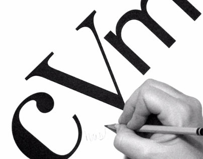 Typography 1 Stop Motion