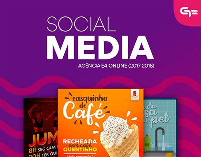 SOCIAL MEDIA - E4