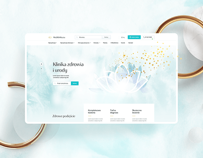 Mediklinika | Web design