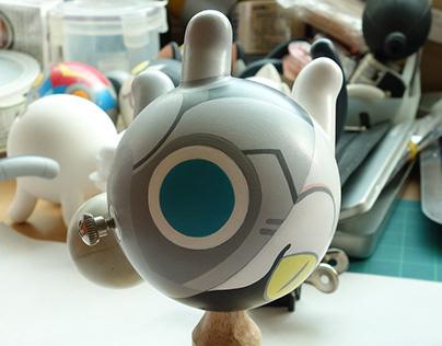 nanoo - The Cyborg