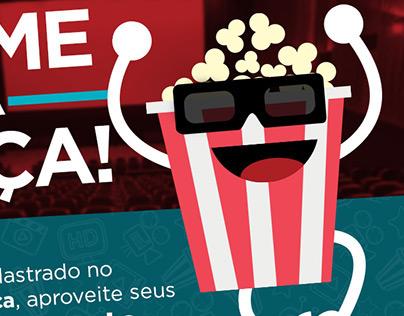 Cine Vizinhança - Shopping Paralela