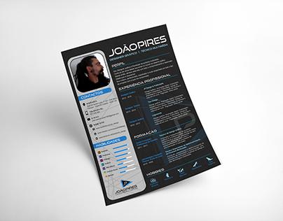 CV - João Pires | Design & Multimédia